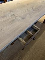 Scrubbed top Elm farm table (22 of 25)