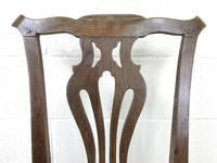19th Century Oak Country Chair (7 of 9)