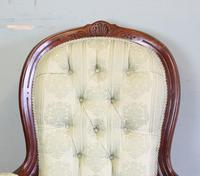 Antique Victorian Gentleman's Armchair (6 of 7)