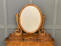 Victorian Period Burr Walnut Duchess Dressing Table (3 of 18)