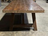 Huge Rustic French Oak Farmhouse Dining Table (24 of 35)