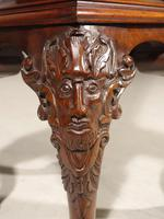 Unusual Pair of Early 20th Century Mahogany Pedestals (7 of 8)