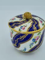 Vincennes Sèvres 18th Century Porcelain Sugar Bowl (8 of 9)