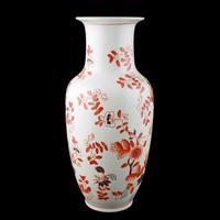 18th Century Style Chinese Porcelain Vase (2 of 8)