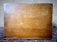 Edwardian Inlaid Mahogany Letter Rack / Correspondence Box (5 of 9)