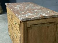 French 18th Century Marble Top Commode Chest (2 of 23)