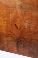 Large Art Deco Walnut Headboard (8 of 13)