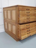 Vintage 1950s Plan Chest (2 of 7)