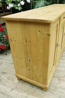 2m Pine Dresser Base Sideboard / Cupboard / TV Stand (7 of 13)