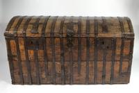 Large Early 17th Century Iron Bound Chest (4 of 22)