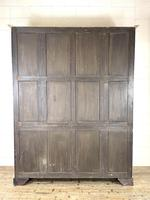 Large 19th Century Antique Oak Bookcase (11 of 11)