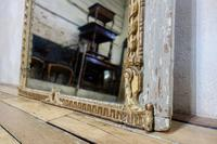 Elegant 19th Century French Original Painted Trumeau Mirror (10 of 13)