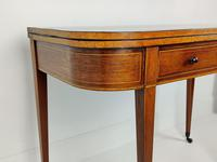 Rosewood Tea Table (9 of 9)