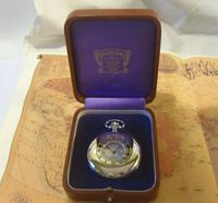 Vintage Pocket Watch 1970s Bravingtons Swiss 17 Jewel Half Hunter & Box Fwo (10 of 12)
