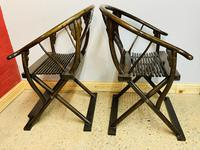 Oriental Folding Armchairs (19 of 19)