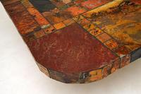 Large Swedish Stone Vintage Coffee Table (5 of 11)