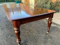 Victorian Mahogany Extending Dining Table with 3 Leaves seats 12 (3 of 8)