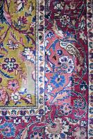 Kashan Rug Early 20th Century (3 of 12)