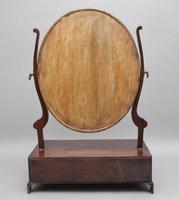 Early 19th Century Mahogany Dressing Mirror (7 of 9)