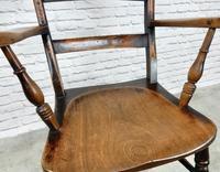 High Back Oxford Windsor Armchair (6 of 7)
