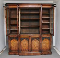 Early 19th Century Pollard Oak Bookcase (13 of 13)