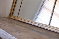Gilt Framed Three Section Overmantle Mirror (5 of 19)