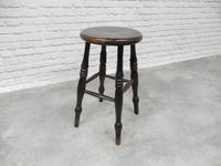 19th Century Tavern / Kitchen Stool (6 of 7)