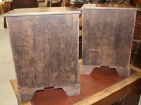 1960s Pair Yew Wood Bedsides Cabinets (4 of 4)