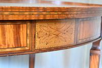 Dutch Neoclassical Satinwood Centre Table (2 of 13)