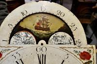 George III Country Oak Longcase Clock by John Edwards of Norwich (6 of 13)