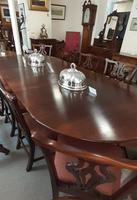 Extendable Oak Dining Table (2 of 6)