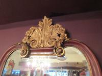 Fine Antique George II Style Dressing Mirror (4 of 8)