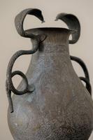 Original Rare & Unique Cobra Handled Kamandalu Water Pot (11 of 16)
