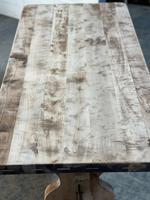 French Bleached Refectory Farmhouse Dining Table (9 of 21)