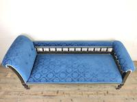 19th Century Empire Style Chaise Lounge (2 of 10)