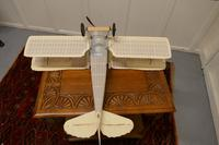 Model of a French WW1 Biplane in Wood (4 of 12)
