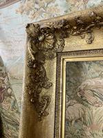 Large 19th Century Gilt Frame (2 of 6)