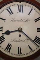 Mahogany Dial Clock by Harrods (10 of 12)