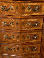 Quality French Marquetry Taller Chest of Drawers (13 of 15)