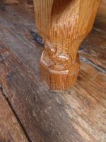"""Large Oak """"Foxman"""" Sideboard (7 of 11)"""