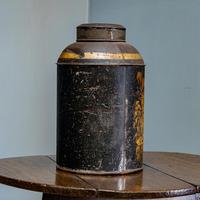 19th Century Tea Tin (4 of 12)