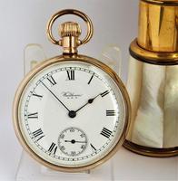Waltham Pocket Watch, 1927