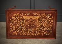 Dutch Marquetry Inlaid Walnut Side Table (9 of 12)