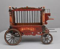 Early 20th Century Model of a Circus Wagon (2 of 10)