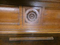 English Oak Sideboard by Gillows of Lancaster (14 of 15)