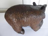 20th Century Black Forest Bear with Cub (3 of 8)