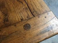 Wonderful Long French Farmhouse Dining Table (15 of 28)