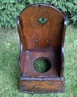 Child's Chair Cum Commode (4 of 6)