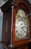 Late 18th Century Mahogany Longcase Clock (5 of 7)