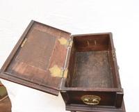 17th Century Portugese Casket Box - Walnut Jewellery Case (4 of 11)